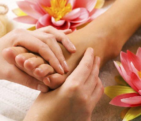 iPH foot massage